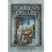 Tolkien's Library: An Annotated Checklist, Paperback/Oronzo CILLI