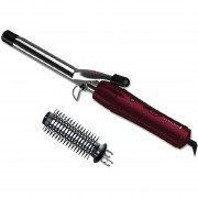 "Rizadora De Cabello 3/4"" CURLING IRON By REMINGTON Ci11A19 - Vino"