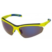 Meru Hero - occhiale sportivo - Yellow/Blue