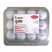 Sada golfových míčků SULOV DISTANCE, 12ks, blister