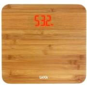 Cantar de baie Laica PS1067, Lemn Bambus, 150 kg