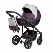 Carucior Anex Baby M/Type Discovery 2in1 LavenderField Mov/Negru/Alb