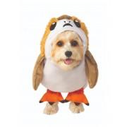 Disfarce Porg The Last Jedi Star Wars para cão - Taille: XL