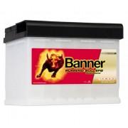 Banner Running Bull 12V 60Ah 560A 56011 EFB Start-Stop akkumulátor Jobb+