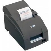 Epson TM-U220A mátrix nyomtató soros vágó fekete
