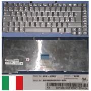 Clavier Qwerty Italien / Italian Pour ACER Notebook Aspire 1410, 5560, 5590, 1640Z, 1650Z, 1690-D2, Packard Bell Desktop ixtreme 5590 Series, Noir / Black, Model: NSK-H3M0E, P/N: KB.A2707.009, 9J.N598