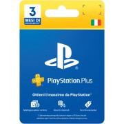 Sony PlayStation Plus Card 3 Mesi