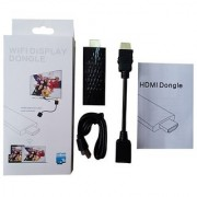 Lionix Wifi Display Dongle Supports Apple IOS and Android Operations System With Mirror Function