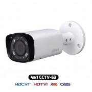 Dahua Telecamera bullet DAHUA HAC-HFW1200R-VF-IRE6 IBRIDA 4IN1 1080p 2.1Mpx 2.8-12mm IP67 Varifocale