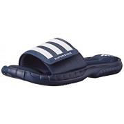 adidas Performance Men s Superstar 3G Slide Sandal Collegiate Navy/White/White 11 D(M) US
