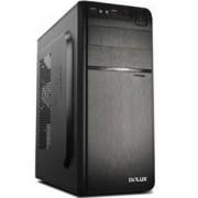 Кутия за настолен компютър Delux DW600 със захранващ блок Delux DLP-21D, DW600+DLP 21D_VZ