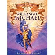 Doreen Virtue Archangel Michael Oracle Cards: A 44-Card Deck and Guidebook