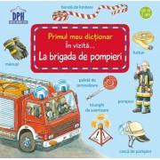 In vizita... la brigada de pompieri
