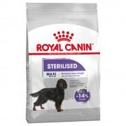 2x9kg Maxi Adult Sterilised Royal Canin Size Hrană uscată câini