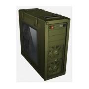 Gabinete Corsair Vengeance C70, Midi-Tower, ATX/micro-ATX, USB 3.0, sin Fuente, Verde Militar