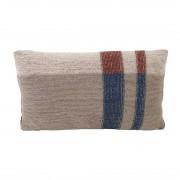 Ferm Living Medley Knit Kussen Donkerblauw Small
