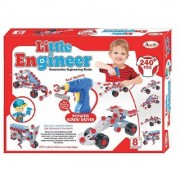 JGG Jain Gift Gallery Little Engineer Mechanical Engineering Blocks /Improve Creativity in Kids