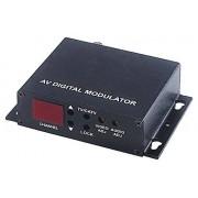 PST SPT Sistemas de Seguridad 15-tv06s modulador AV Digital modulador, Negro (15-tv06s)