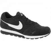 Nike Zwarte MD Runner 2 43