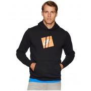 Nike NSW Hybrid Hoodie Pullover Fleece Black