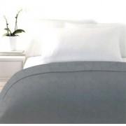 Borg Design Överkast - Antracitgrå - 260x240cm - Dubbelsäng
