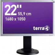 Terra LED monitor Terra LED 2230W PV, 55.9 cm (22 palec),1680 x 1050 px 5 ms, TN LED Audio-Line-in , DVI