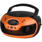 Micro Sitem Sencor SPT 229, CD/MP3 Player, Radio AM/FM (Negru/Portocaliu)