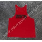 Gorilla Wear Classic tank top piros