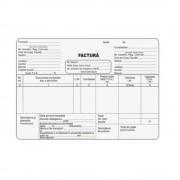Facturi cu TVA A5, 3 Ex, 50 Seturi/Carnet - Formulare Tipizate Autocopiative
