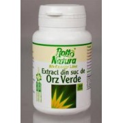 Extract Suc Orz Verde Rotta Natura 30cps