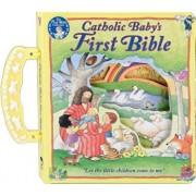 Catholic Baby's First Bible, Hardcover/Regina Press Malhame & Company