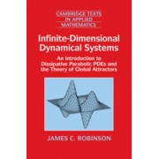 Infinite-Dimensional Dynamical Systems. An Introduction to Dissipative Parabolic PDEs and the Theory of Global Attractors, Paperback/James C. (University of Warwick) Robinson