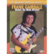 Frank Gambale Modes: No More Mystery [DVD] [2000]