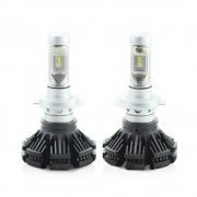 H7 LED pt faruri 12-24V - 4000 Lumeni Super White