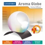 Lanaform AROMA GLOBE Лампа за арома и свето терапия