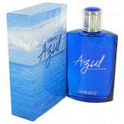 Animale Azul For Men By Animale Eau De Toilette Spray 3.4 Oz