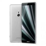 """Sony Xperia XZ3 15.2 cm (6"""") 4 GB 64 GB SIM Dual 4G Plata, Blanco 3330 mAh Smartphone (15.2 cm (6""""), 2880 x 1440 Pixeles, 4 GB, 64 GB, 19 MP, Plata, Blanco)"""