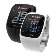 Polar M400 Activity Tracker - Wit - met hartslagsensor