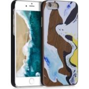 Husa iPhone 6 / 6S Lemn Maro 46078.14
