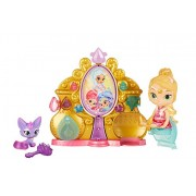 Fisher-Price Nickelodeon Shimmer & Shine Mirror Room Toy