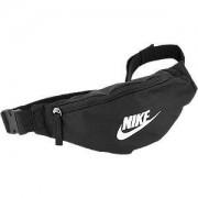 Nike Zwarte Heritage Fanny Pack