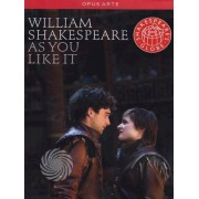 Video Delta William Shakespeare - As you like it - DVD