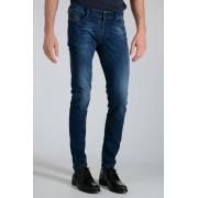 Diesel Jeans SLEENKER In Denim Stretch 15cm taglia 36