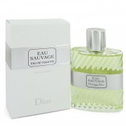 EAU SAUVAGE by Christian Dior Eau De Toilette Spray 3.4 oz