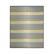 【62%OFF】国産い草センターラグ(裏貼り) レーヴ ブルーマルチ 191x250 インテリア・家具 > 敷物~~ラグ