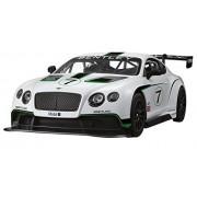 Midea Tech Radio Remote Control R/C Car 1:14 Scale Bentley Continental GT3 Radio Control Vehicle by Midea Tech