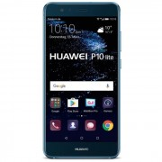 Huawei P10 Lite (32GB, Dual Sim, Shimmer Blue, Local Stock)