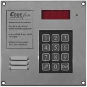 Kaputelefon, társasházi audio EVKT 200/64 64 lakásos proximity központ