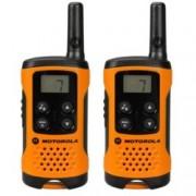Walkie-Talkie Motorola TLKR T41, PMR446, 8 канала, до 4 km, LCD, оранжев