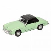 Mercedes Speelgoed mint Mercedes-Benz 190SL 1955 dichte cabrio 15 cm